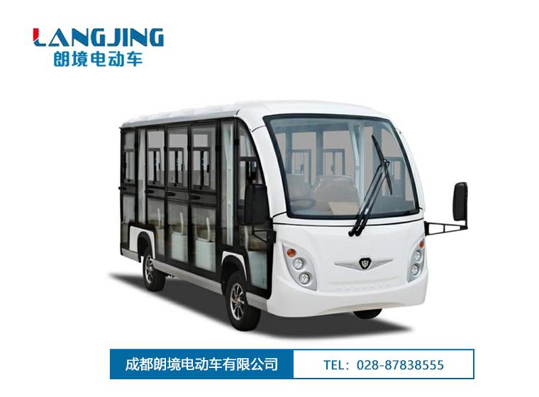 朗境-A8F观光车(11、14、17、23座都可定制)